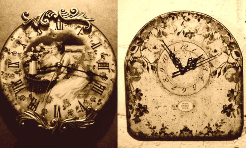 Часики под старину