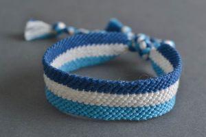 varianty_pleteniya_brasletov Как плести браслеты из ниток мулине? Схемы и уроки плетения