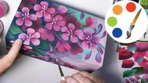 nuzhny_akrilovye_kraski Краски для рисования (41 фото): какие бывают виды, выбираем на воде и масле, а также наборы, краски для рисования мелом на ткани, стенах и стекле
