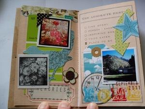 Изготовление дневника из тетради