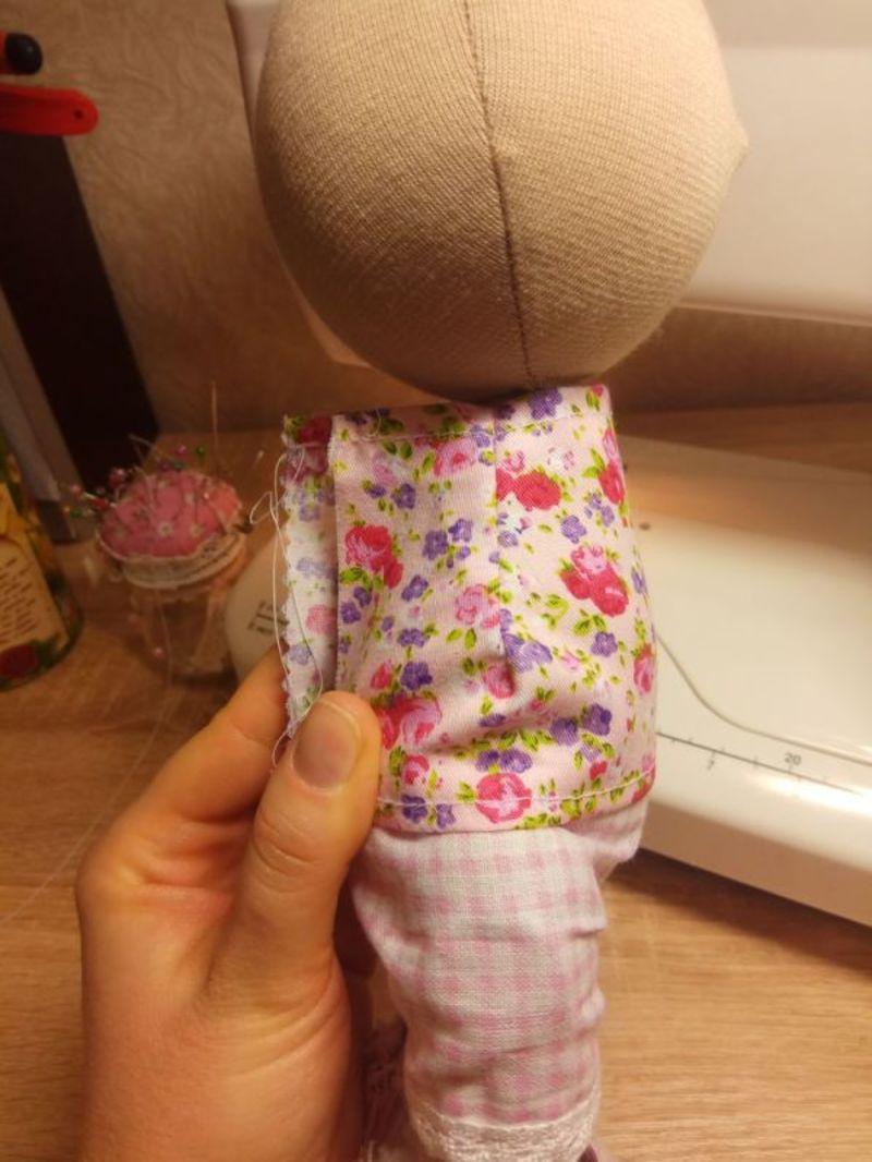 Кукла тильда своими руками
