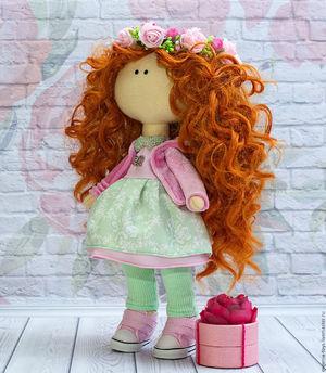 interernye_kukly_svoimi Кукла своими руками для начинающих. Мастер класс, выкройки с пошаговым описанием из ткани, колготок, носка, ниток, пластиковых бутылок, бумаги. Фото