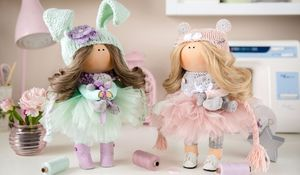 Особенности пошива куклы тильды