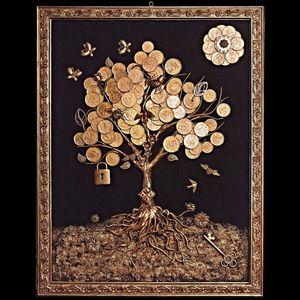 Как делать денежное дерево