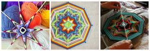 pletenie_mandaly_nachinayuschih Плетение мандалы для начинающих: схемы, мастер класс. Видео