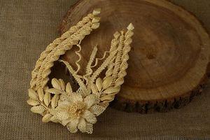 pletenie_solomy_holodnym Поделки из соломы: плетение из соломки для начинающих, изделия своими руками