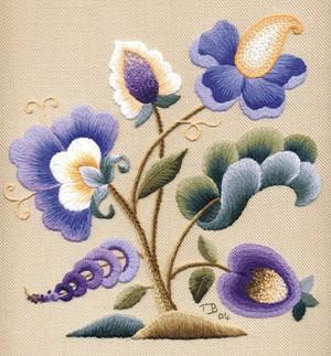 sovremennaya_mashinnaya Машинная вышивка в домашних условиях: швейное оборудование и виды швов, выбор ткани и инструментов
