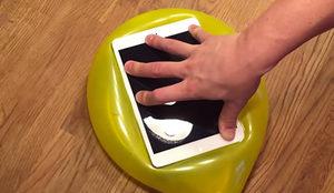 chehol_telefona_sharika Как сделать чехол для телефона своими руками: из бумаги, из кожи, силиконовый, бампер, книжка, как украсить