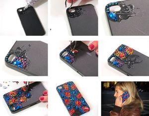 materialy_chehlov Как сделать чехол для телефона своими руками: из бумаги, из кожи, силиконовый, бампер, книжка, как украсить