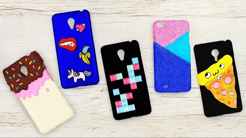 izobrazheniya_silikone Как сделать чехол для телефона своими руками: из бумаги, из кожи, силиконовый, бампер, книжка, как украсить