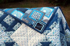 okantovka_loskutnogo_odeyala Как сшить лоскутное одеяло своими руками пошаговая инструкция