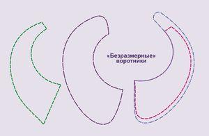 semnye_vorotnichki_svoimi Съемные воротники своими руками советы с чем его носить