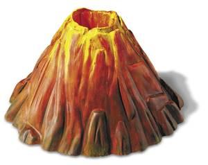 detmi_sdelat_vulkan Макет вулкана своими руками из пластилина в домашних условиях