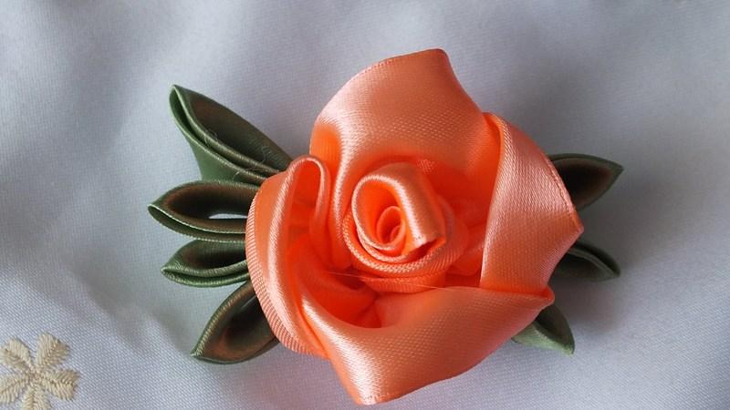 Вязать крючком для начинающих розы