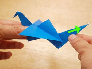 sdelat_origami_pticu_bumagi Оригами птица из бумаги для детей 7-8-9 лет пошагово с фото