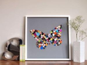 kartiny_doma_podruchnyh Поделки для дома своими руками: декор из подручных материалов для уюта в интерьере