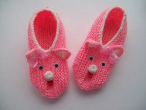 detskie_tapochki Следки спицами для начинающих, 14 моделей для вязания, Вязание для детей
