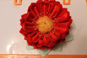 lotos_prazdnichnogo_stola Ананас оригами из модулей. Ананас и цветок лотоса из салфеток: оригами из модулей