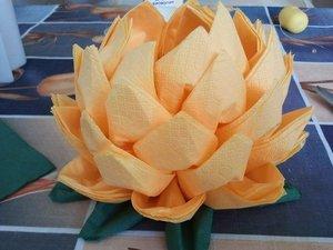 moduli_cvetov Ананас оригами из модулей. Ананас и цветок лотоса из салфеток: оригами из модулей