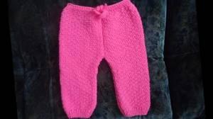 Как вязать детские штанишки спицами для начинающих