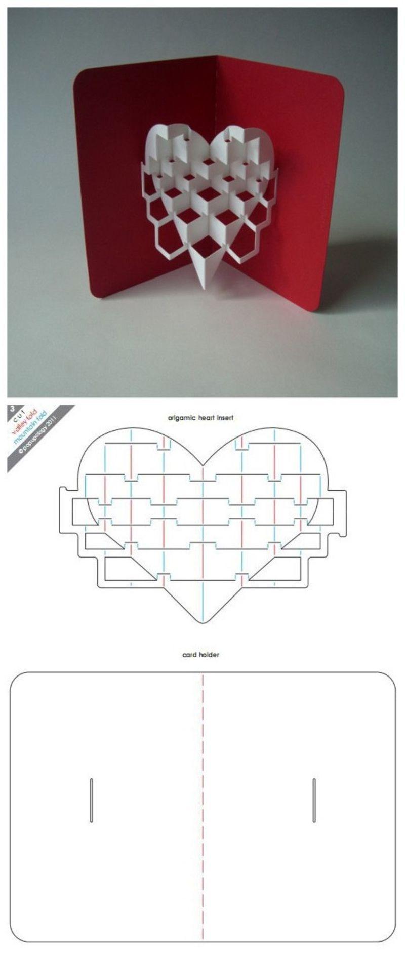 Как делать киригами