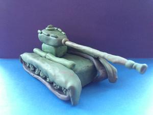 poshagovo_delat_tank Как сделать танк т-34 из пластилина: танк тигр, ис 7 и ис5 поэтапно с фото
