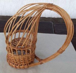 Плетение изделий из лозы