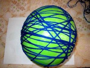 Как изготовить глобус