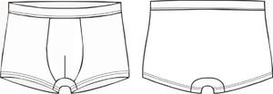 vykroyka_trusov Выкройка мужских трусов: построение чертежа в домашних условиях, пошаговая инструкция по пошиву боксеров