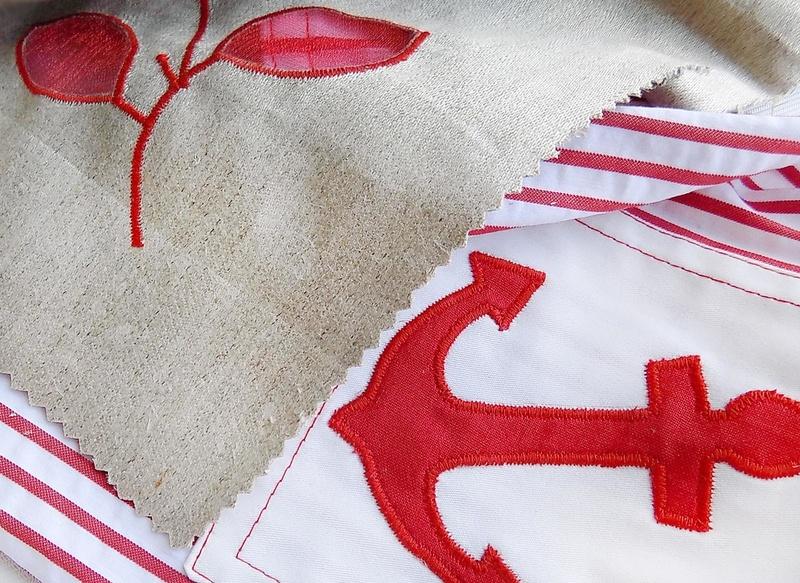 Варианты изготовления аппликации на одежду