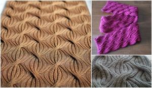 svyazat_shapochku_stile Модные вязаные женские шапки в технике бриошь: схемы вязания. Как связать спицами красивую шапку чалму, тюрбан, бини, азиатским колском: схемы, узоры