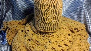 pravilno_vyazat_briosh Модные вязаные женские шапки в технике бриошь: схемы вязания. Как связать спицами красивую шапку чалму, тюрбан, бини, азиатским колском: схемы, узоры
