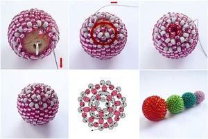 Создание шаровидных форм
