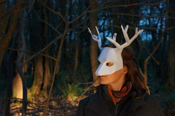 Новогодний олень своими руками: 7 способов создания