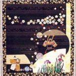 Японский пэчворк мастер класс ручная стежка видео