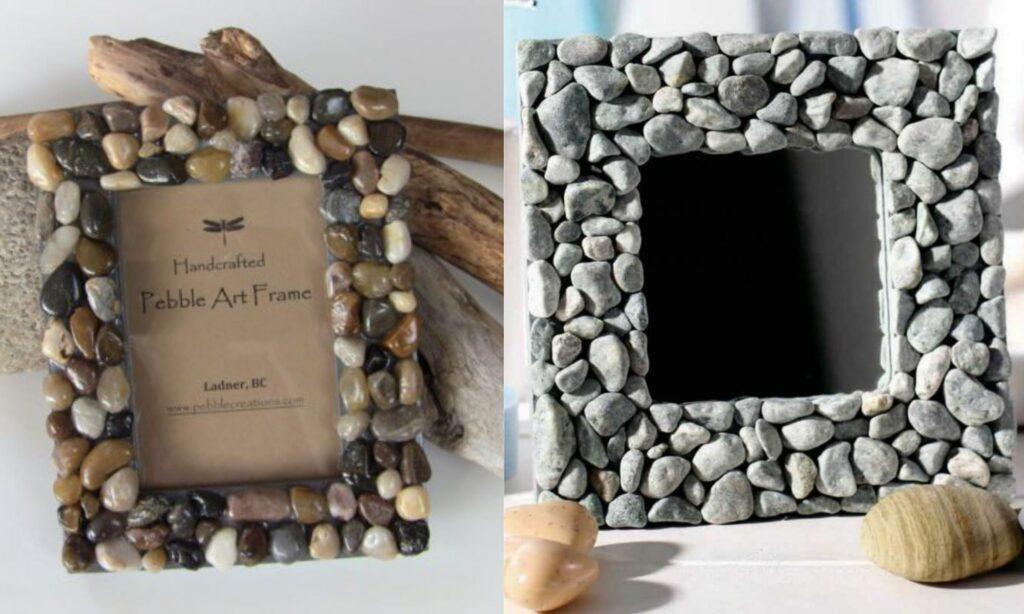 Что можно сделать из камней: оригинальные идеи, фото, видео