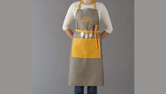 Выкройка фартука для кухни - своими руками выкройка, фото