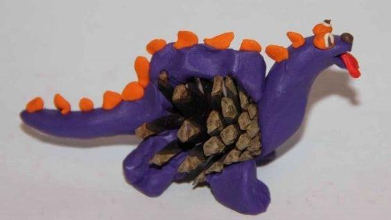 Поделки из шишек своими руками - самое интересное и оригинальное