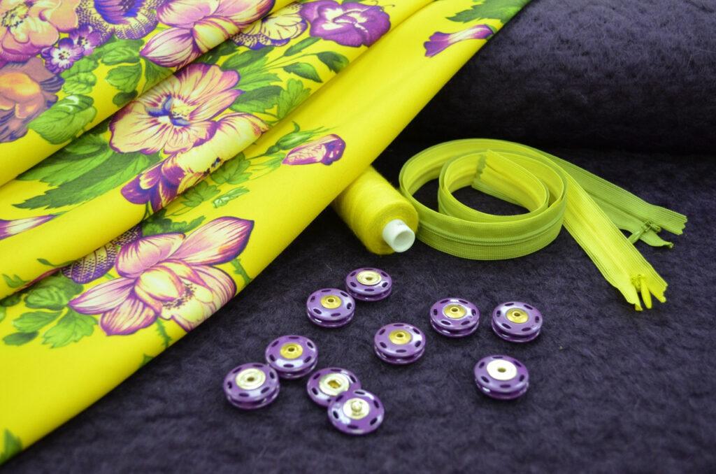 Как выбрать фурнитуру для шитья