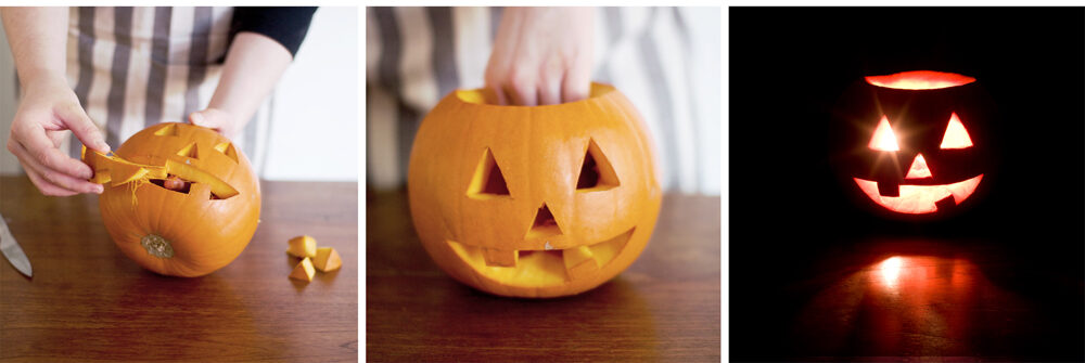 Оригинальные поделки на Хэллоуин своими руками