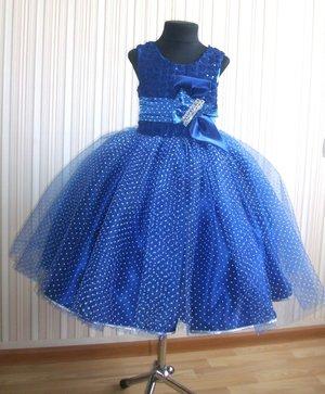 Детское платье своими руками
